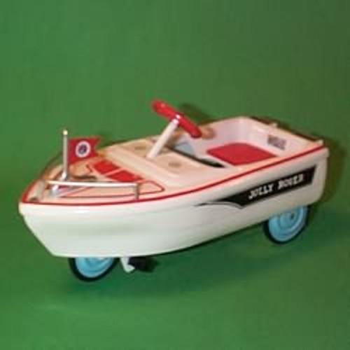 68 Jolly Roger Boat