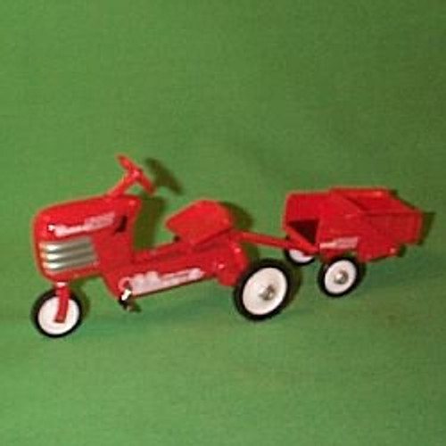 55 Murray Tractor And Trailer - Mini