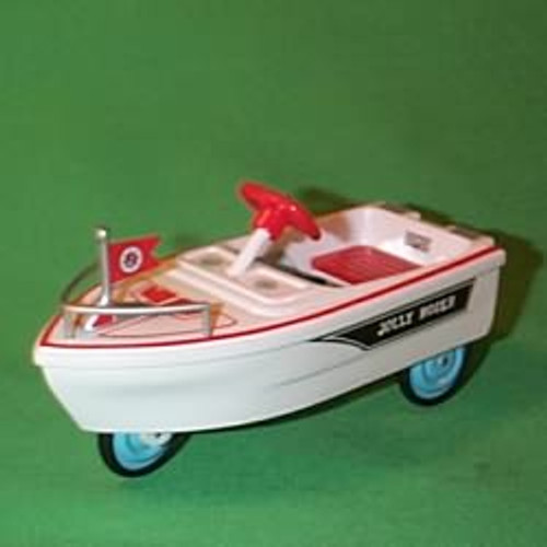 68 Murray Jolly Roger Boat - Mini