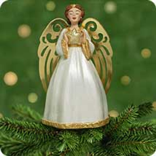 2001 Graceful Angel Tree Topper