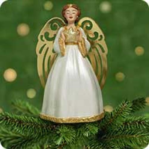 2001 Graceful Angel Tree Topper