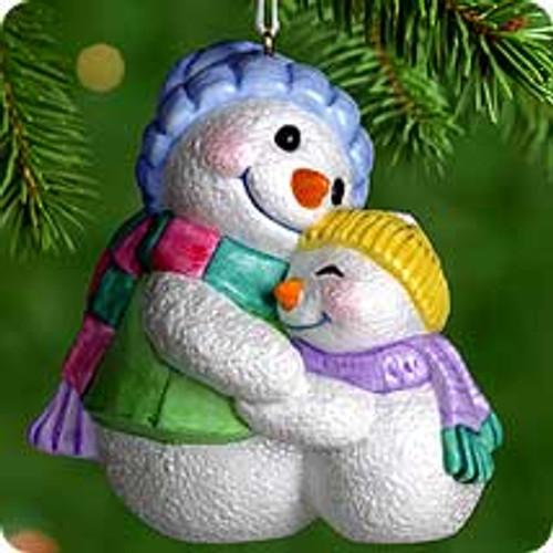 2000 Warm Kindness Hallmark Ornament