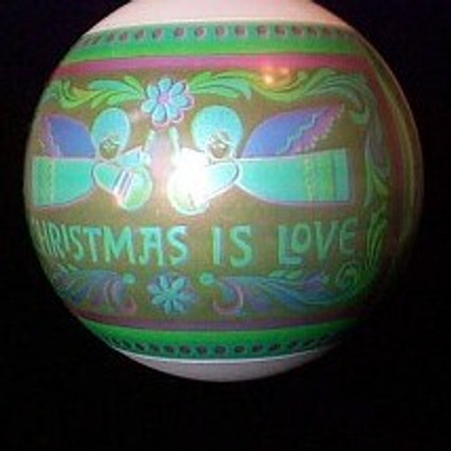 1973  Christmas is Love