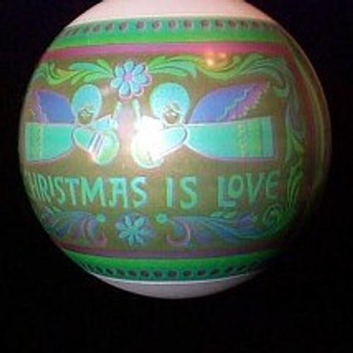 1973  Christmas is Love