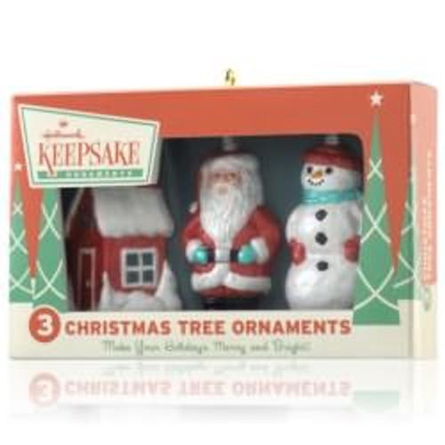 2014 Nifty Fifties Keepsake Ornaments