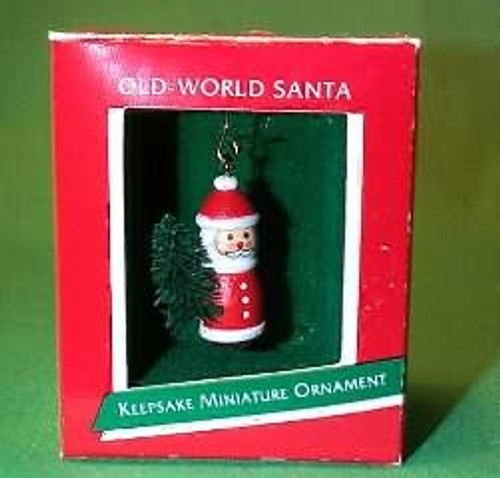 1989 Old World Santa