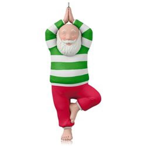 2015 Santa Yoga