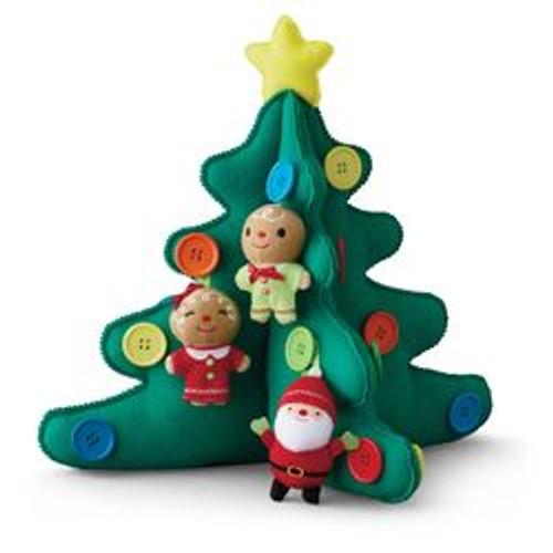 2015 PLUSH - Christmas Tree
