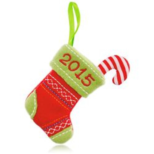 2015 PLUSH - Stitched Stocking