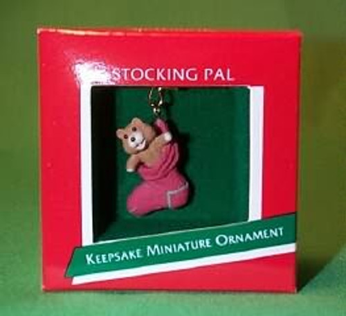 1989 Stocking Pal