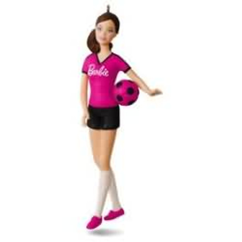 2016 Barbie - Soccer Player Barbie