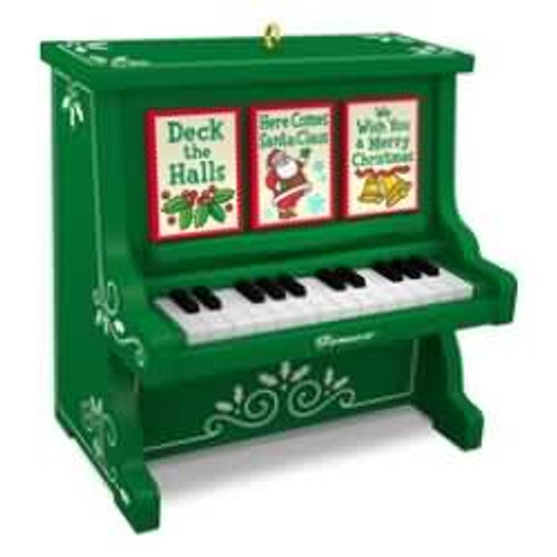 2016 Caroling Piano