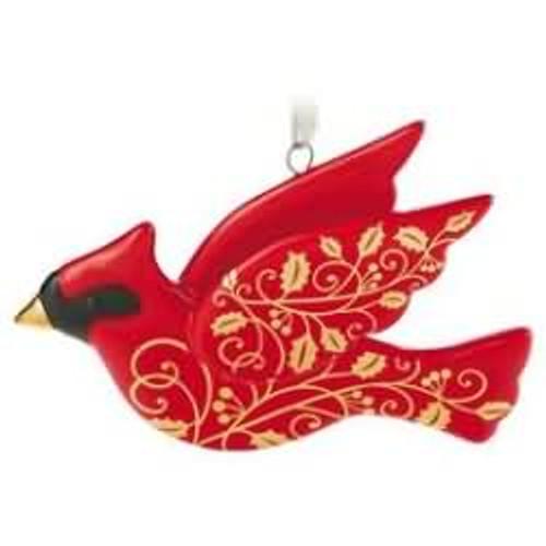 2016 Christmas Cardinal