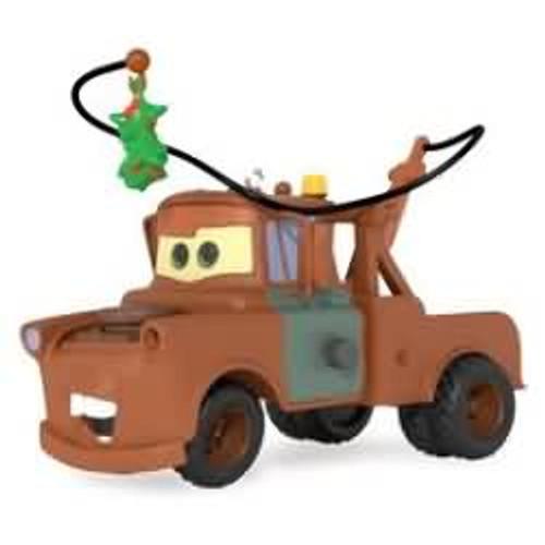 2016 Disney - Cars - Mistletoe Mater