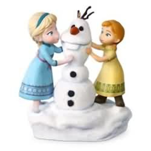 2016 Disney - Frozen - Do You Want to Build a Snowman