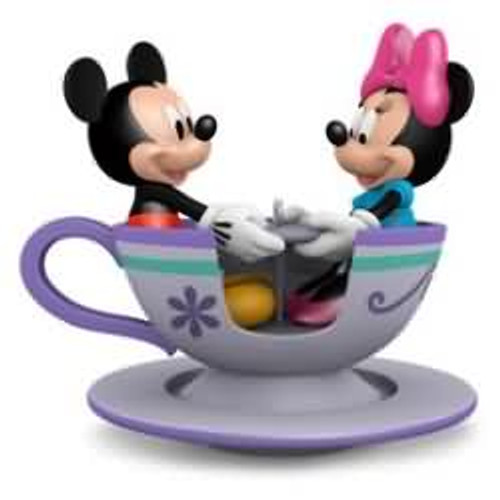 2016 Disney - Teacup for Two