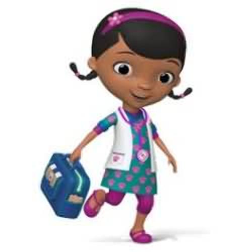 2016 Disney - The Pet Vet is In - Doc McStuffins