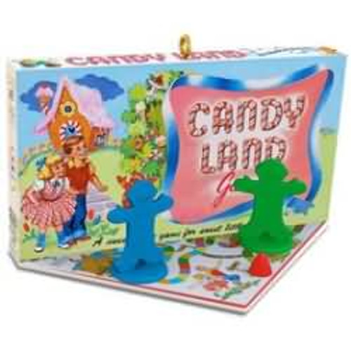 2016 Family Game Night #3 - Candy Land