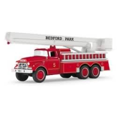 2016 Fire Brigade #14 - 1959 GMC Fire Engine