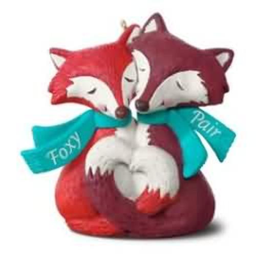 2016 Foxy Pair