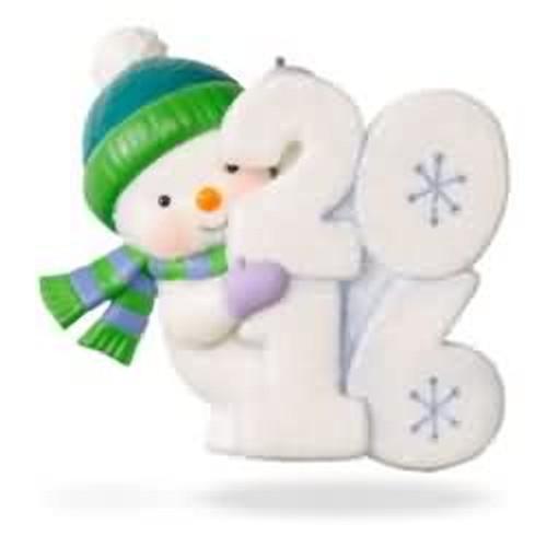 2016 Frosty Fun Decade #7