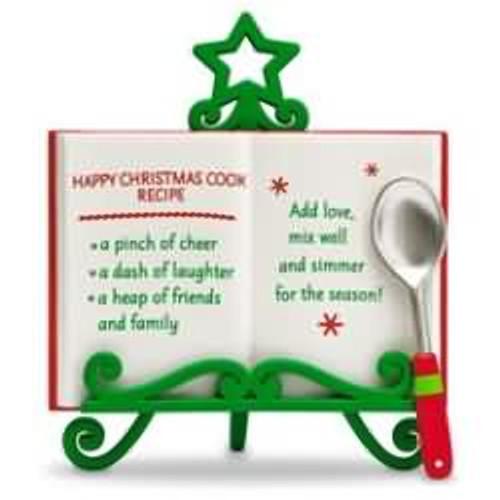 2016 Happy Christmas Cook