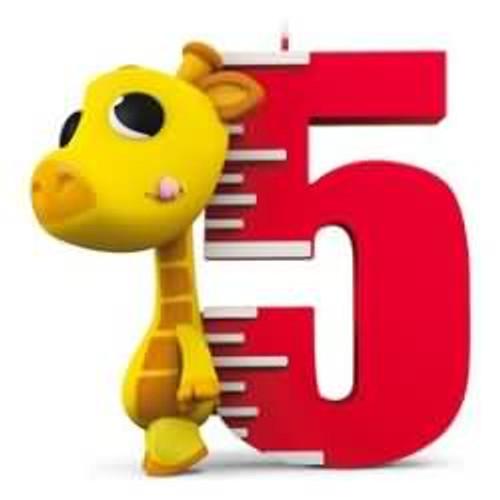 2016 I am Five