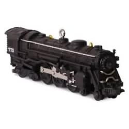 2016 Lionel #21 - 773 Hudson Steam Locomotive