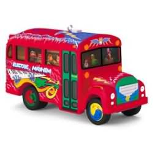 2016 Muppets - The Electric Mayhem Bus
