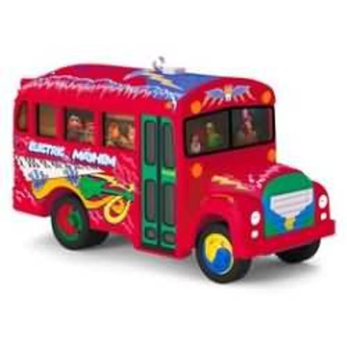 2016 Muppets - The Electric Mayhem Bus