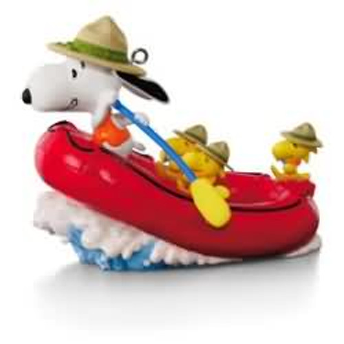 2016 Peanuts - White Water Adventure