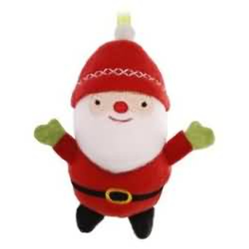 2016 Plush - The Big Guy - Santa