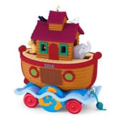 2016 Santa Certified #4 - Noahs Ark