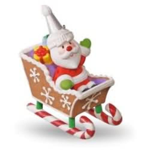2016 Santas Sweet Ride #10 - Sleigh