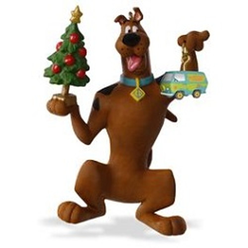 2016 Scooby Doo - Decking the Tree