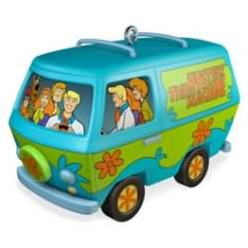 2016 Scooby Doo - The Mystery Machine