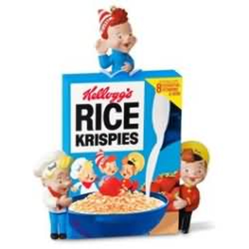 2016 Snap, Crackle and Pop - Rice Krispies