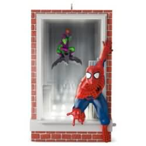 2016 Spider-man - Slinging and Swinging