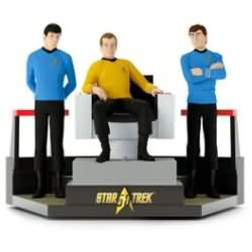 2016 Star Trek - To Boldly Go - Tabletop Display