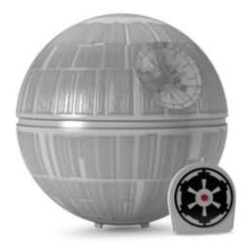 2016 Star Wars - Death Star Tree Topper