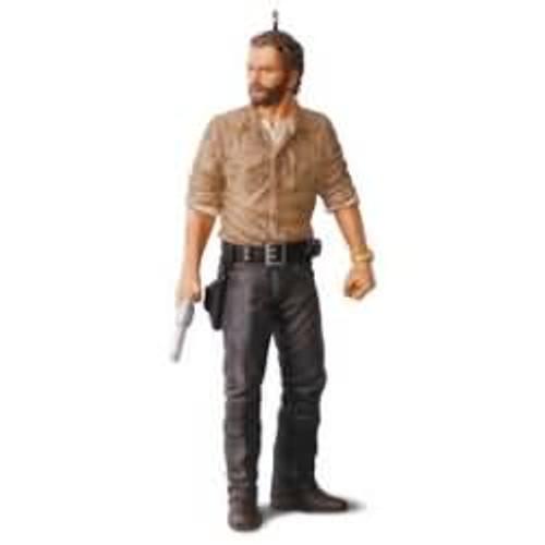 2016 The Walking Dead - Rick Grimes