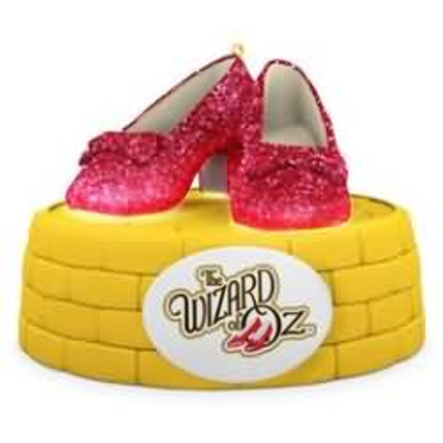 2016 Wizard of Oz - Ruby Slippers