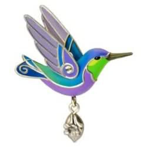 2016 Beauty of Birds - Hummingbird - Miniature
