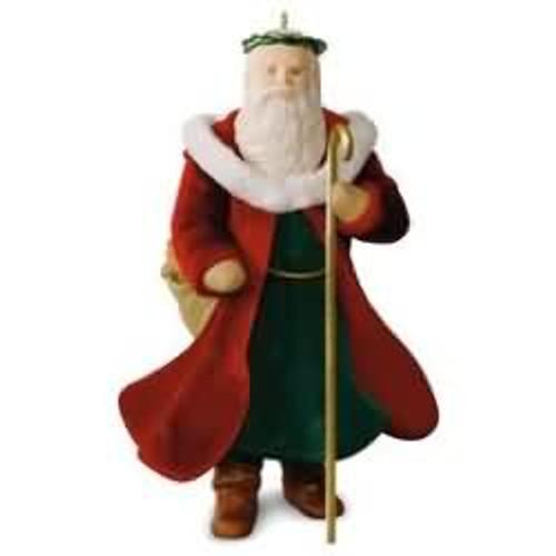 2016 Father Christmas - Miniature