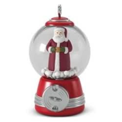 2016 Gumball Santa - Miniature