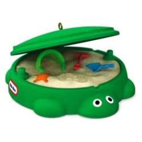2016 Little Tikes - Turtle Sandbox - miniature