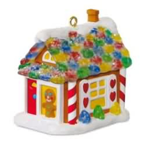 2016 Sweet Little Mouse House - Miniature