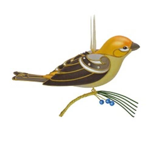 2016 Beauty of Birds - Lady Pine Grosbeak