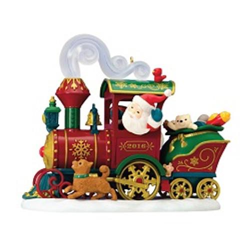 2016 Santas Christmas Train