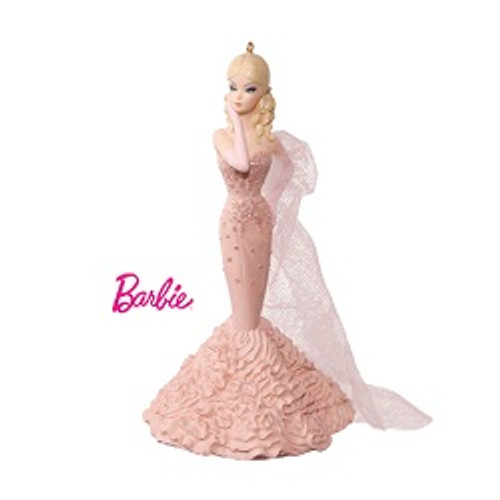 2016 Barbie - Mermaid Gown Doll